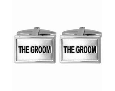 Cufflinks - The Groom