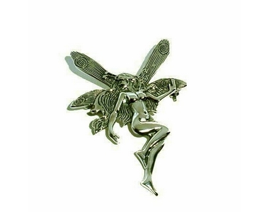 Brooch - Winged Fairy