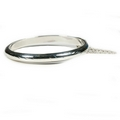 Silver Bangle (Baby / Young Child)