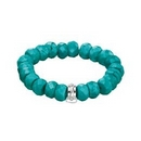 Bracelets - Silver Turquoise