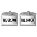 'Groom' - Cufflinks