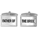 Father Of The Bride Cufflinnks