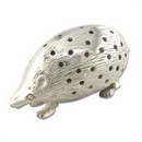 Gifts - Silver Hedgehog Pincushion