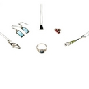 Silver - Mixed Collection of Jewellery - Collection No. 3  (6 Pieces)