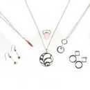 Silver - Mixed Collection of Jewellery - Collection No. 5  (6 Pieces)