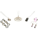 Silver - Mixed Package of Jewellery - Package No.7  (6 Pieces)