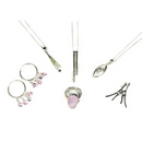 Silver - Mixed Collection of Jewellery - Collection No. 8  (6 Pieces)