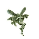 Winged Fairy - Brooch(Pin)
