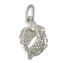 Charms- Silver Fish (Pisces)